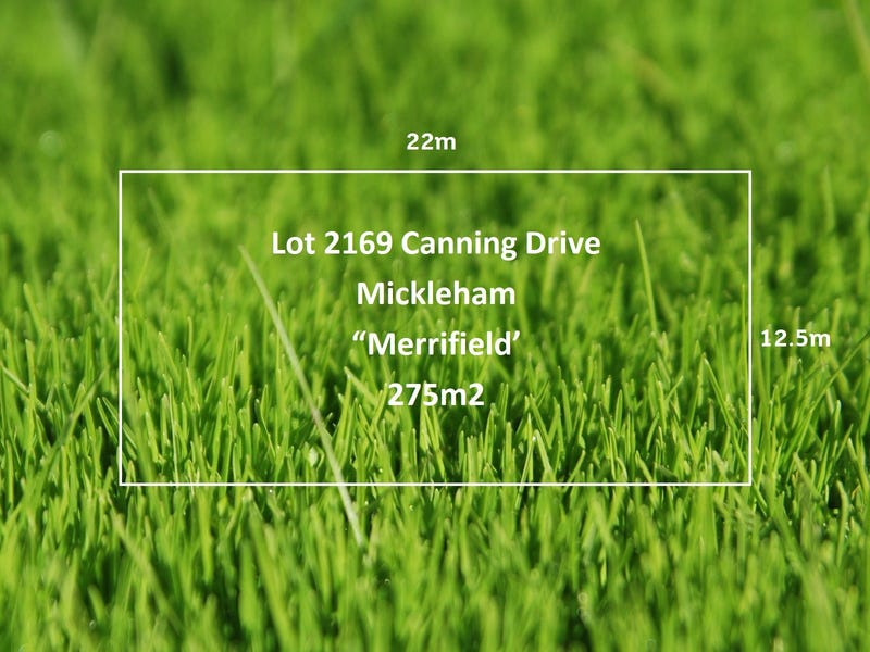 LOT 2169 Canning Drive, Mickleham, Vic 3064