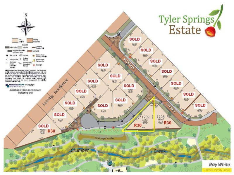 1 (lot 1209) Tyler Mews, Forrestfield, WA 6058