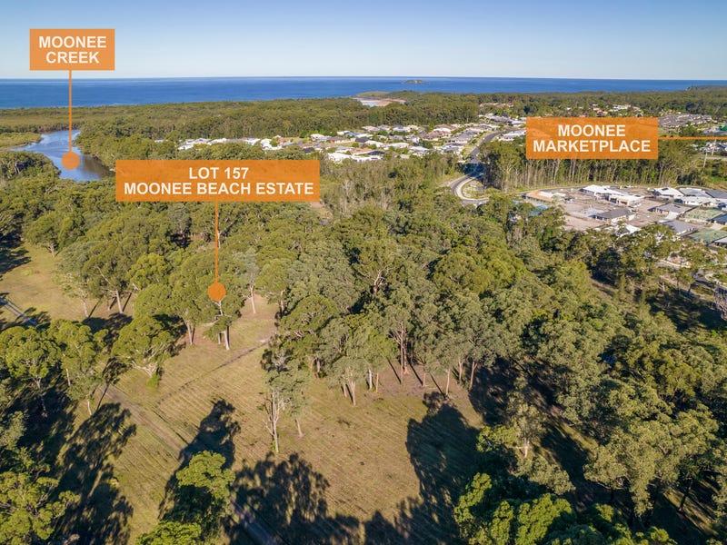 Lot 157 Moonee Beach Estate, Moonee Beach, NSW 2450