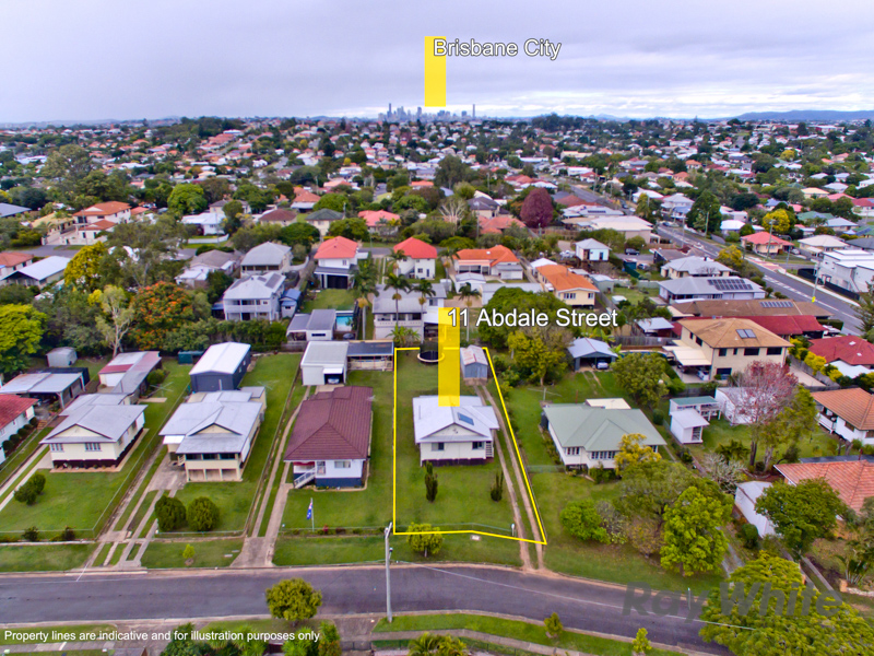 11 Abdale Street Wavell Heights Qld 4012