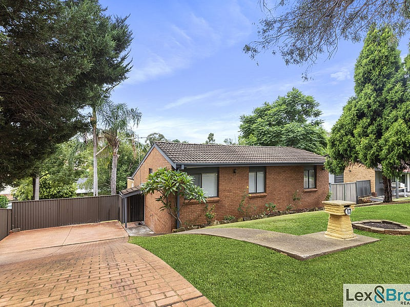 17 Lightwood St, Ambarvale, NSW 2560