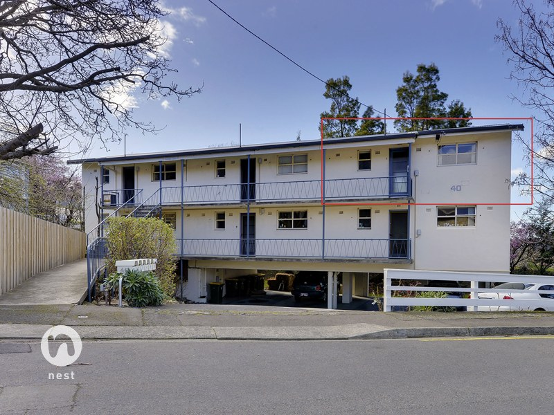 6/40 Fitzroy Place, Dynnyrne, Tas 7005