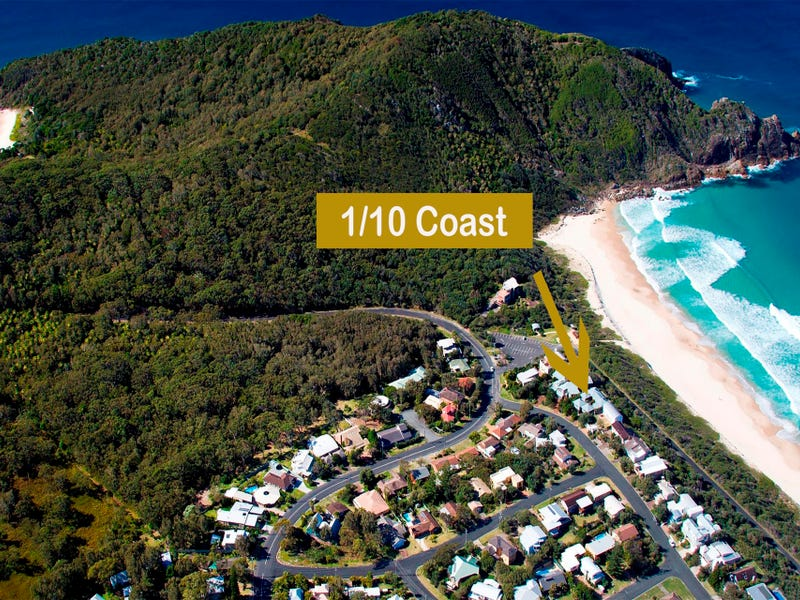1/10 Coast Avenue, Boomerang Beach, NSW 2428
