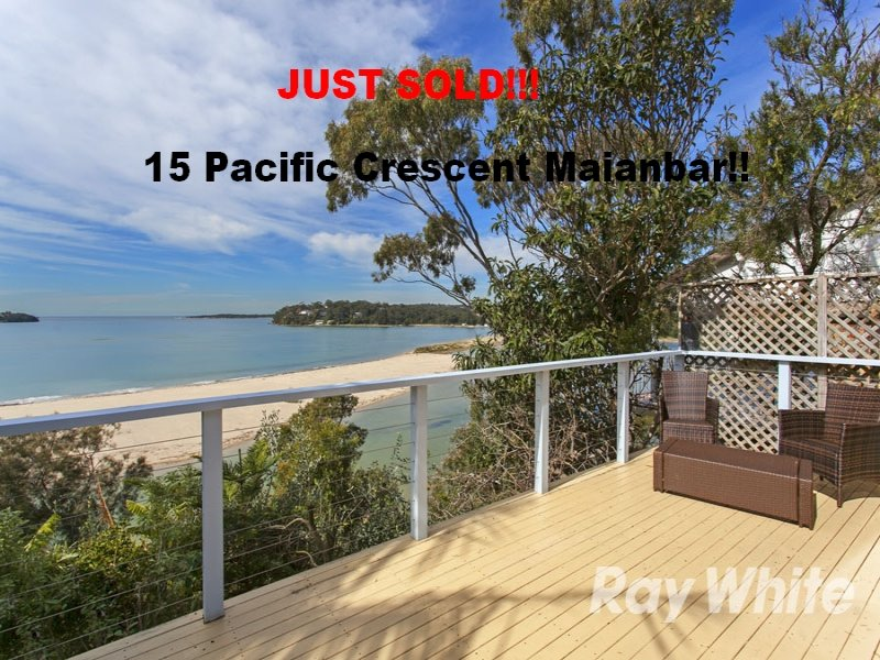 15 Pacific Crescent, Maianbar, NSW 2230