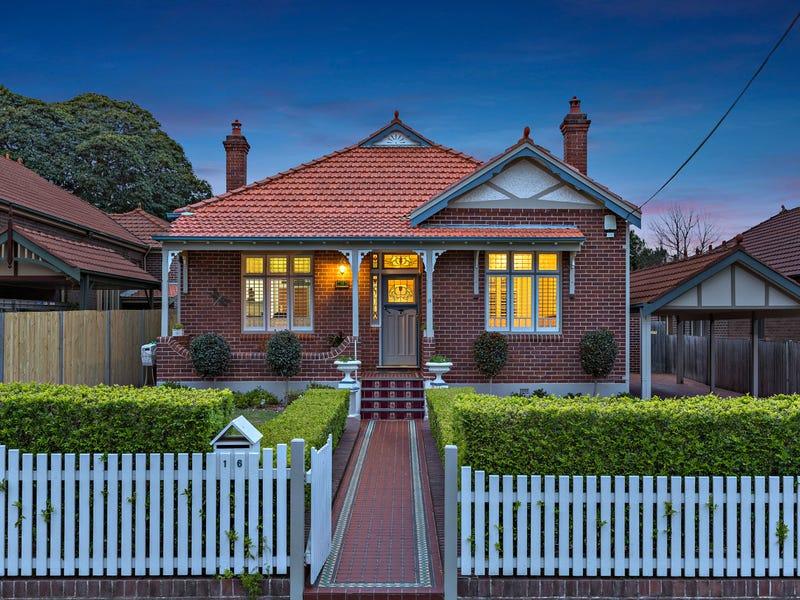 16 Culdees Road, Burwood Heights, NSW 2136