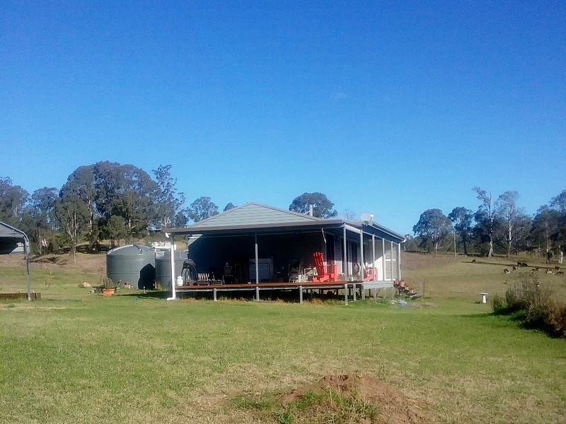 608 Beaury Creek Road, Urbenville, NSW 2475