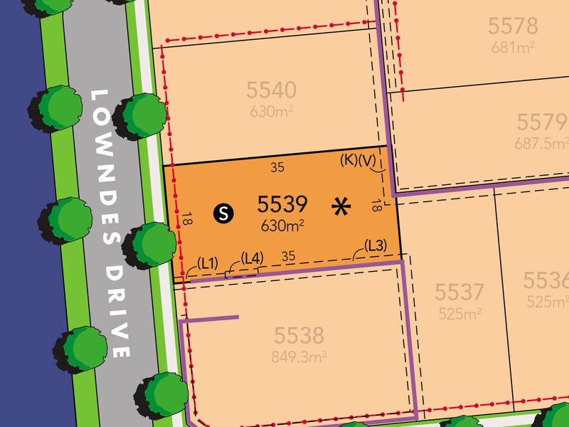 Lot 5539 Lowndes Drive, Oran Park, NSW 2570