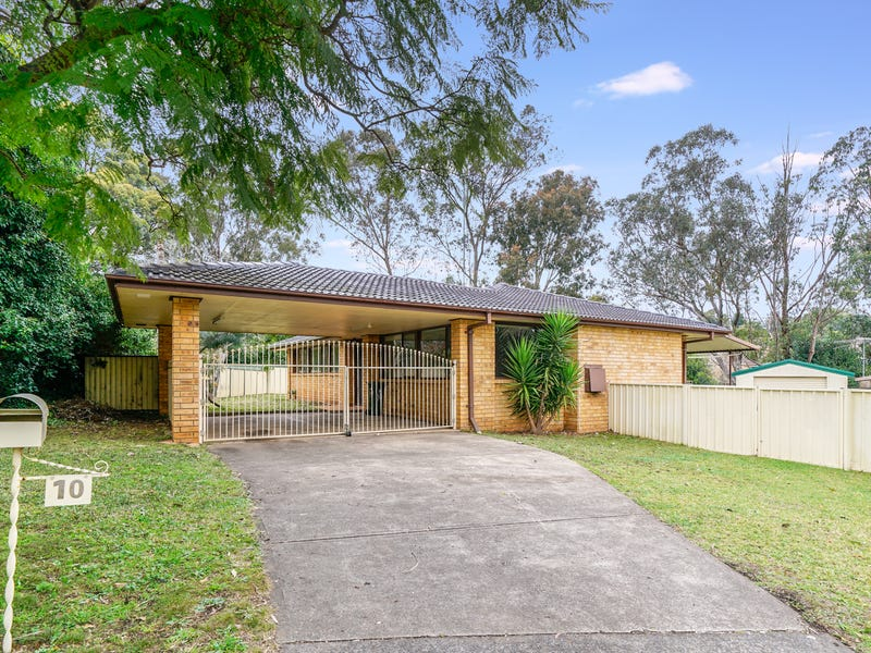 10 Tisher Place, Ambarvale, NSW 2560