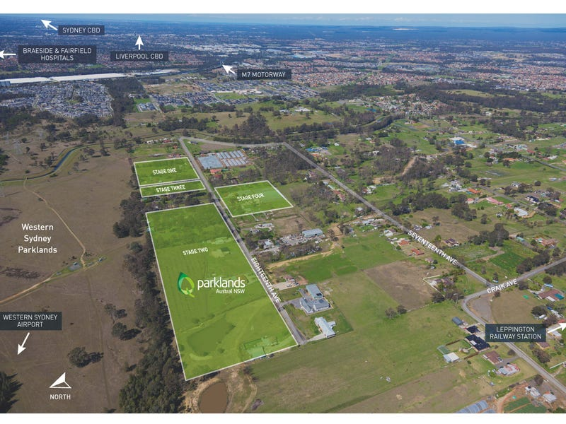 Lot 128, 55 Eighteenth Avenue, Austral, NSW 2179