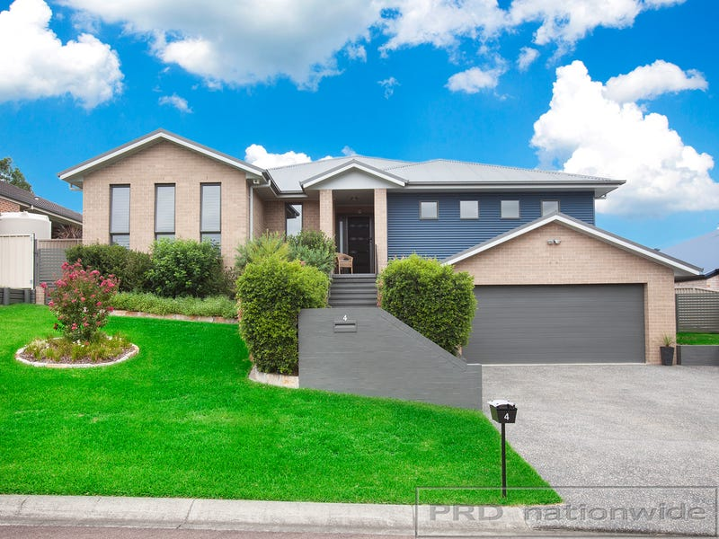 4 Pinnacle Close, Bolwarra Heights, NSW 2320