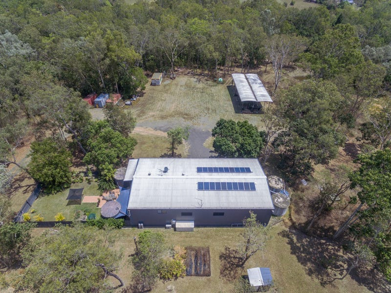 1623 Yakapari-Seaforth Road, Mount Jukes, Qld 4740