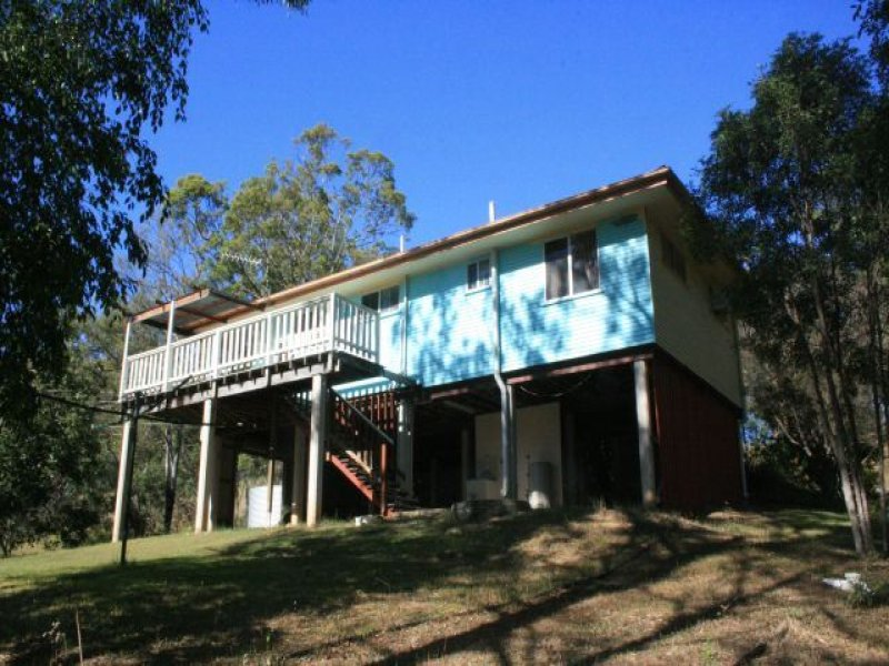 740 Kenilworth Skyring Creek Road, Carters Ridge, Qld 4563