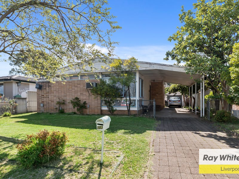 103 Medley Avenue, Liverpool, NSW 2170