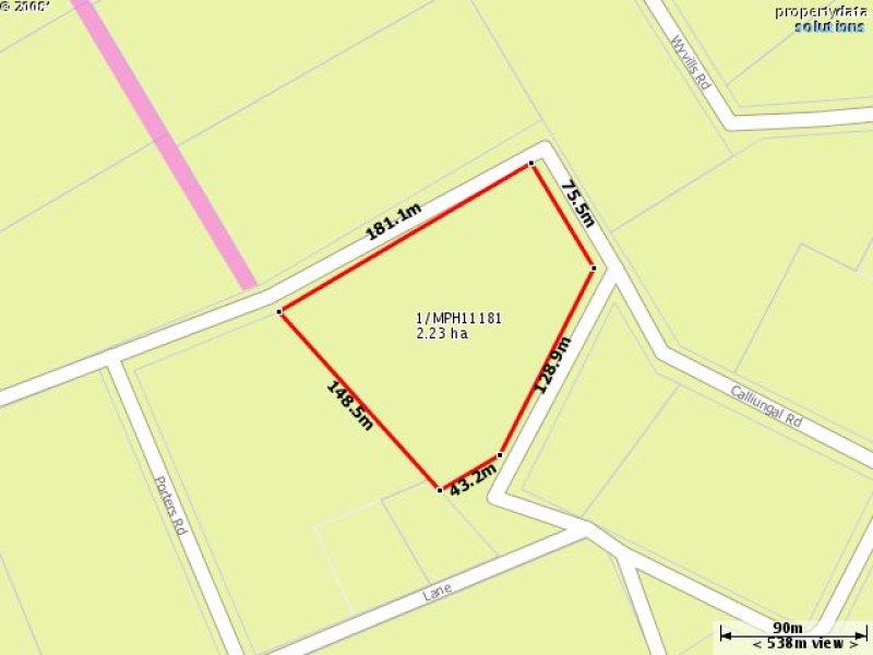 7 Calliungal Road, Baree, Qld 4714