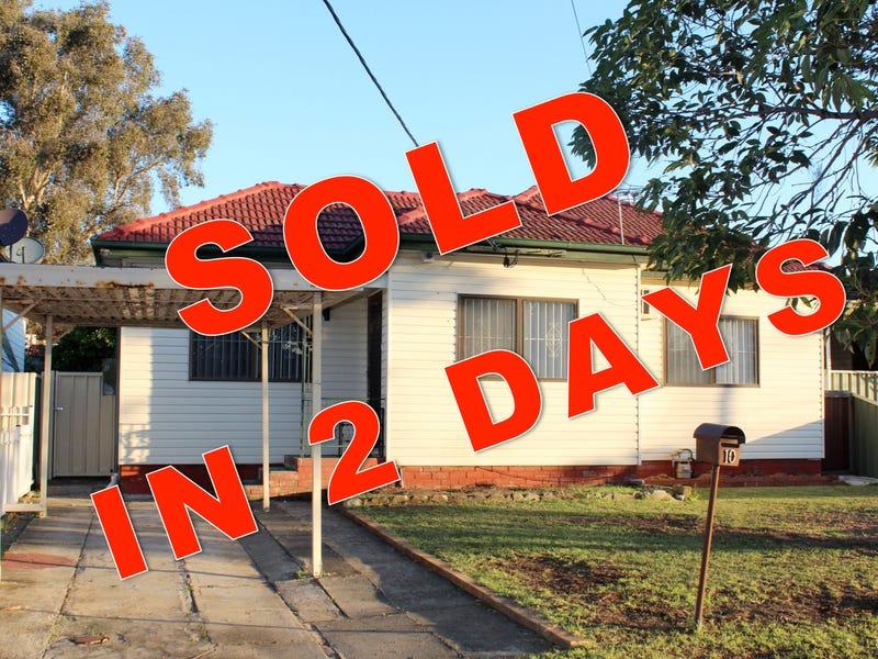 10 Mittiamo Street, Canley Heights, NSW 2166