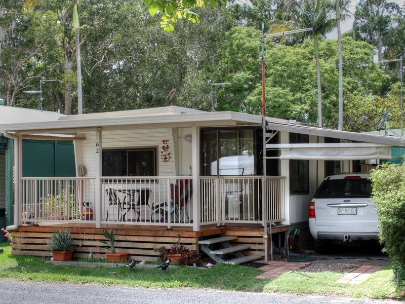 Site 62 Anchorage Holiday Park, Iluka, NSW 2466