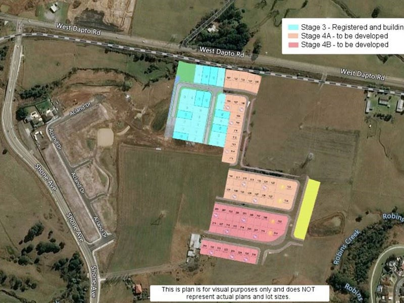 Stage 4B Greenview Estate, Horsley, NSW 2530
