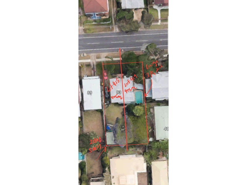 Lot 419, 91 Macrossan ave, Norman Park, Qld 4170