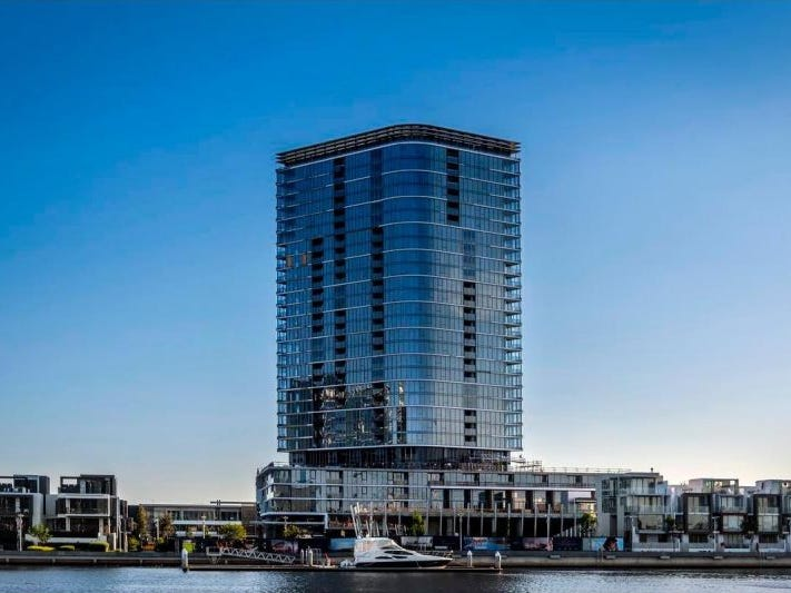 1803/81 South Wharf Drive, Docklands, Vic 3008
