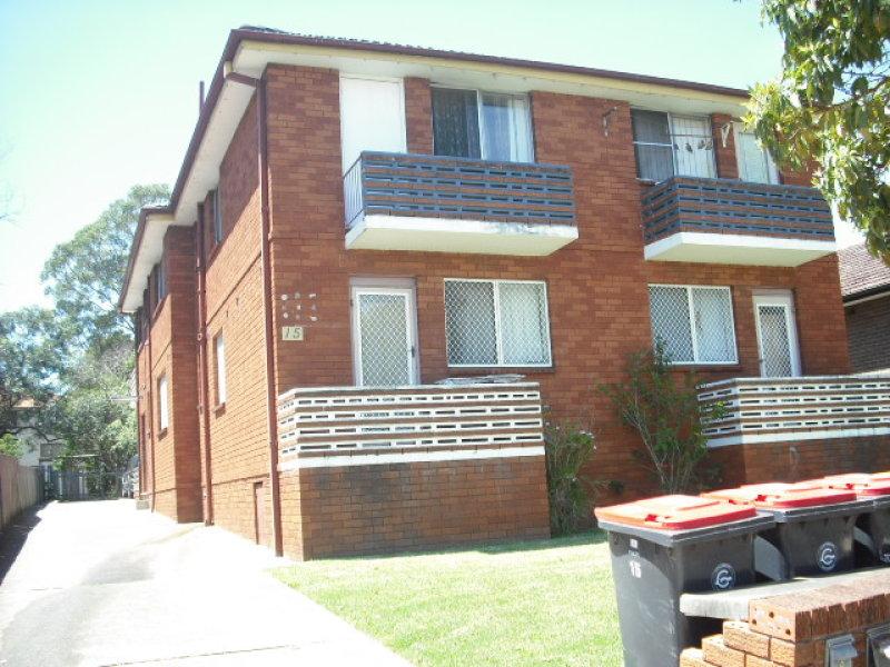 1-6, 15 MCCOURT STREET, Wiley Park, NSW 2195