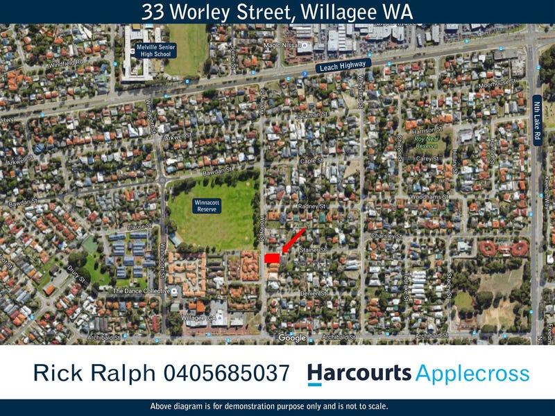 33 Worley Street, Willagee, WA 6156