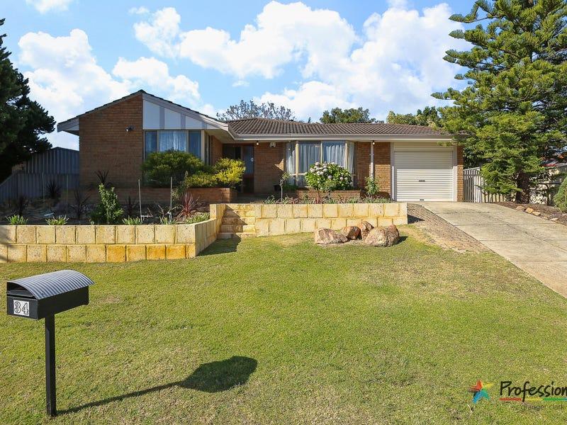 34 Ridgehaven Ramble, Ballajura, WA 6066