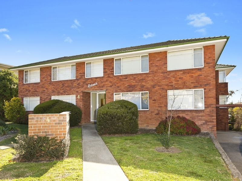 5/4 Nuyts Street, Red Hill, ACT 2603