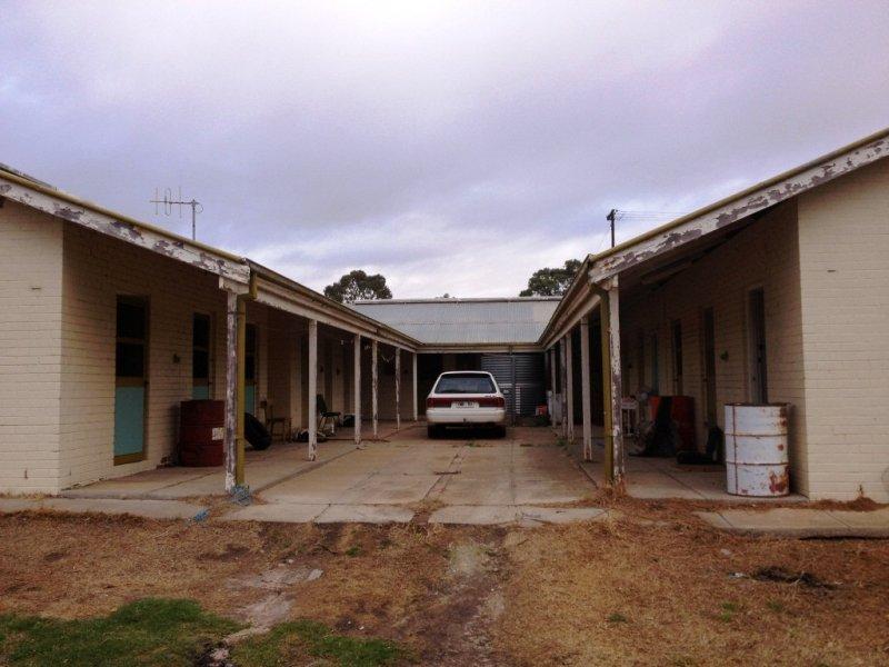 A66 Railway Rest House, Lock, SA 5633