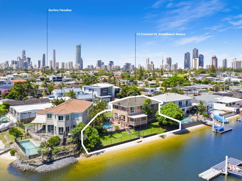 14 Cristobel Court, Broadbeach Waters, Qld 4218