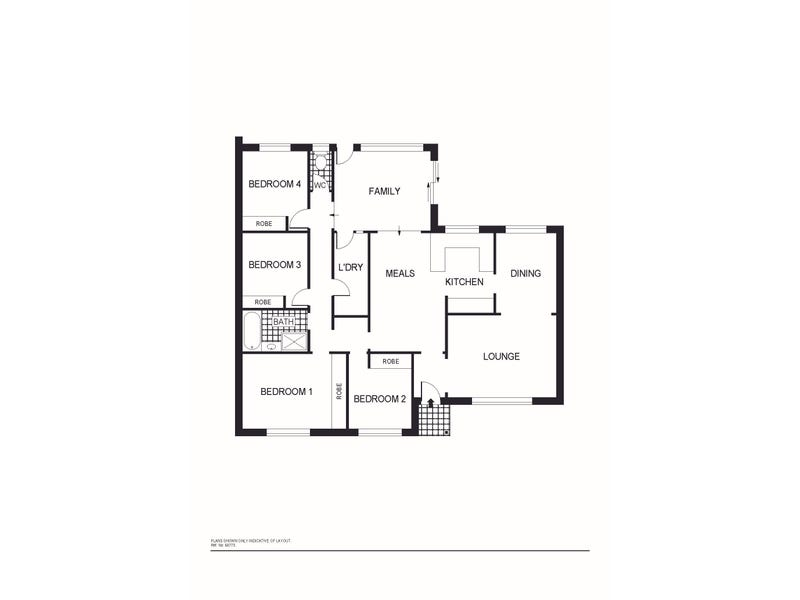 40 Bastow Circuit, Banks, ACT 2906 - floorplan