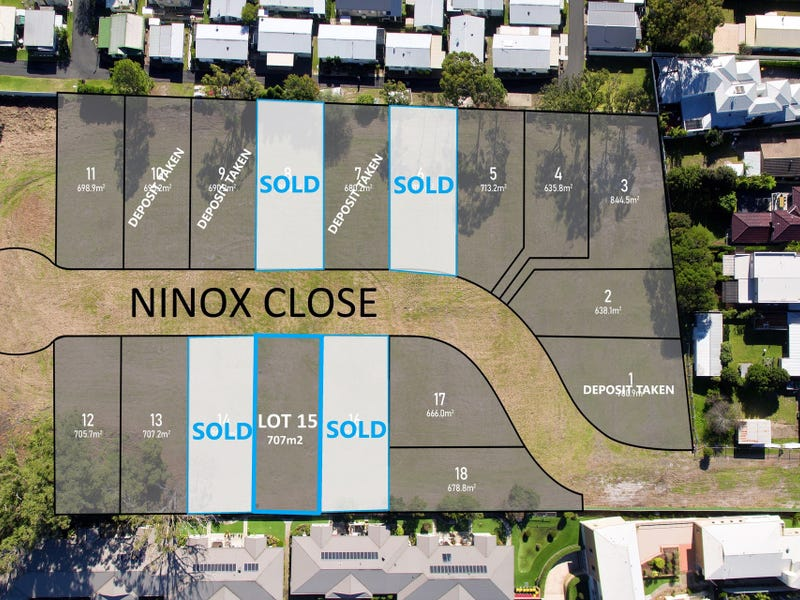 Lot 15, 220 Soldiers Point Road, Salamander Bay, NSW 2317