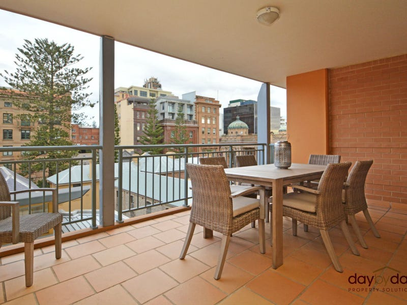 Unit 608/6 Watt Street, Newcastle, NSW 2300