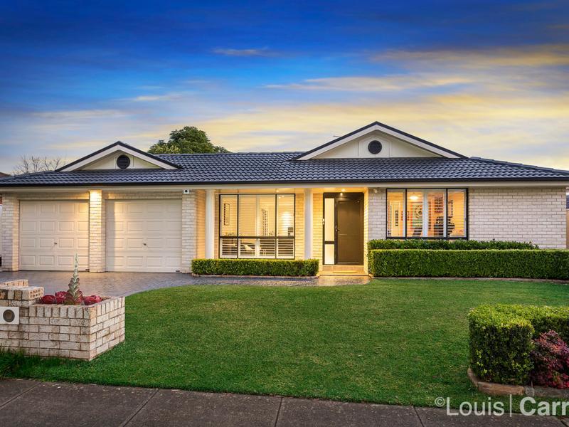 107 Brampton Drive, Beaumont Hills, NSW 2155