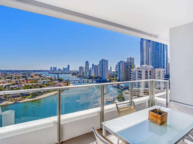 1403/4 Wahroonga Place, Surfers Paradise, Qld 4217