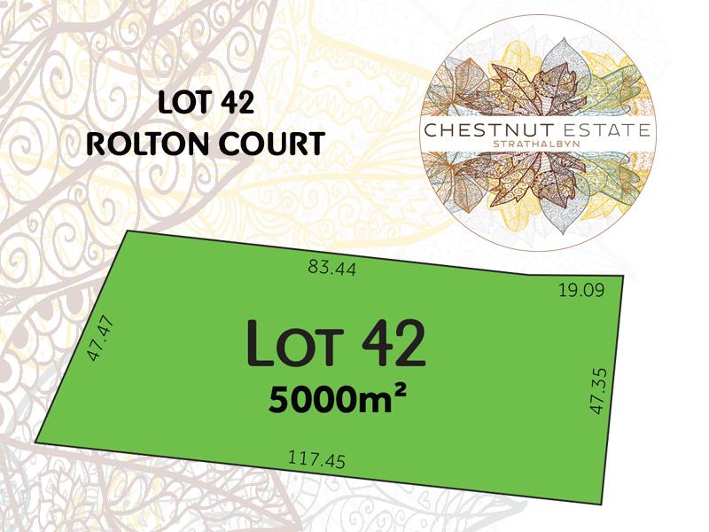 Lot 42, Rolton Court, Strathalbyn, SA 5255