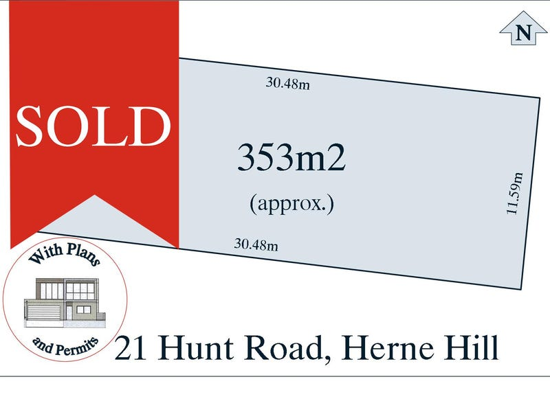 Lot 1, 136 McCurdy Road, Herne Hill, Vic 3218