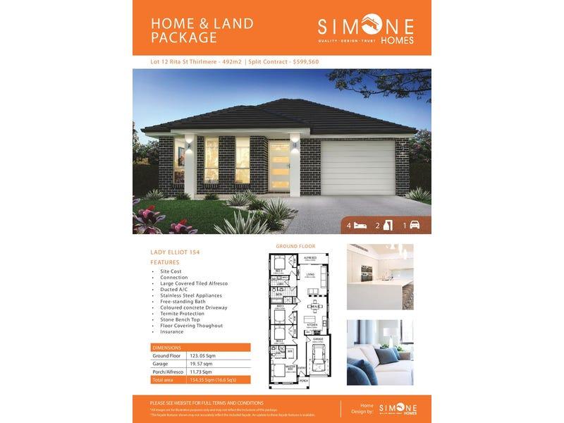 Lot 13, 50 Rita Street, Thirlmere, NSW 2572