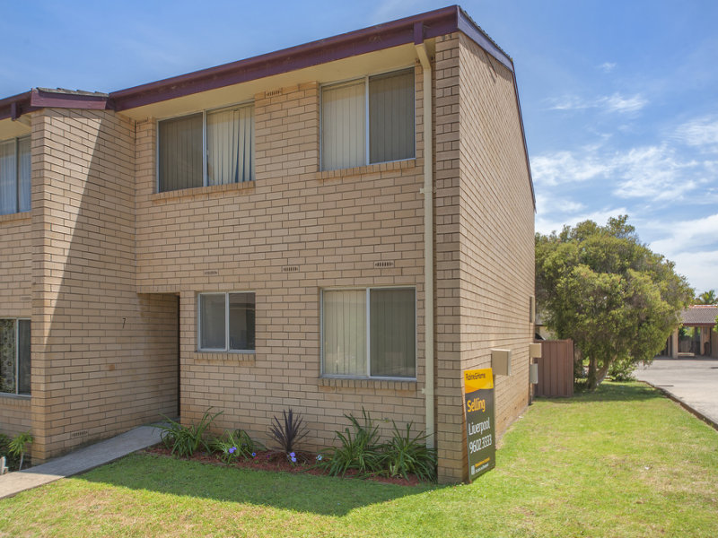 7/24 Atchison Road, Macquarie Fields, NSW 2564