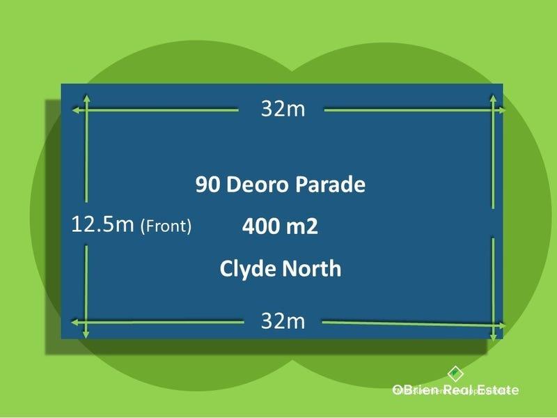 90 Deoro Parade, Clyde North