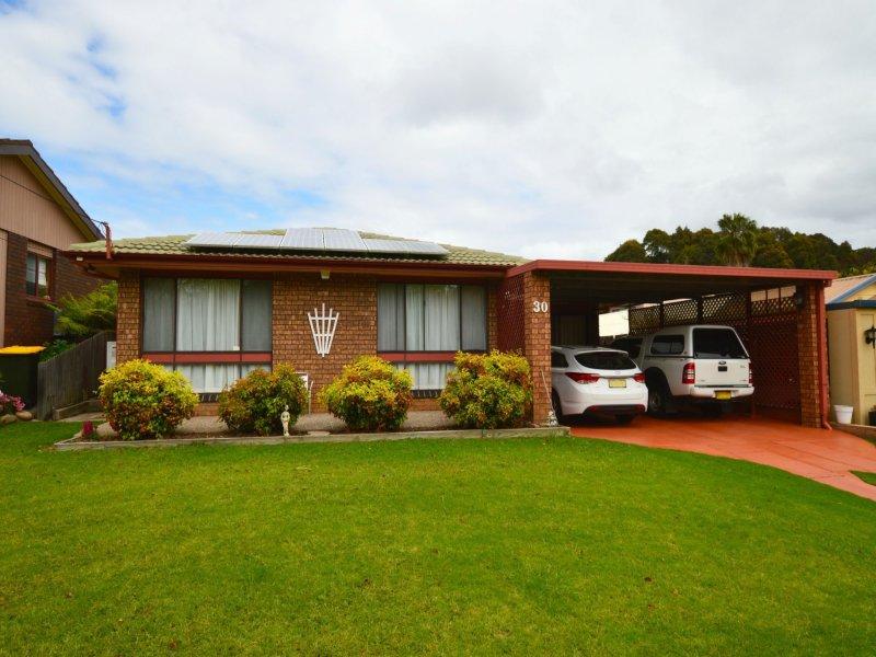 30 Lakeside Drive, Kianga, NSW 2546