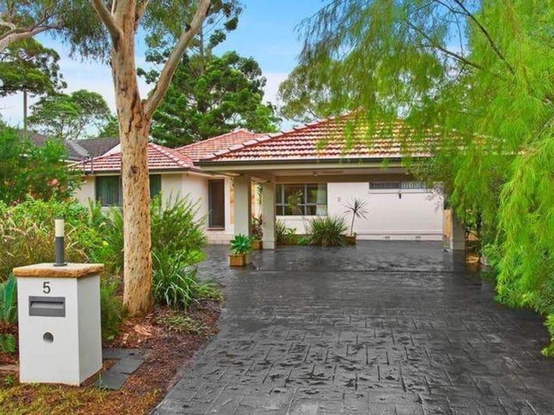 5 Penrhyn Avenue, Beecroft, NSW 2119