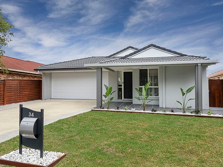 34 Meadowbrook Drive, Meadowbrook, Qld 4131