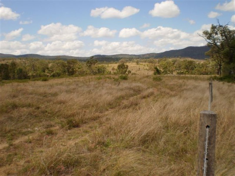 Lot 101 A Pierce Road, Ridgelands, Qld 4702