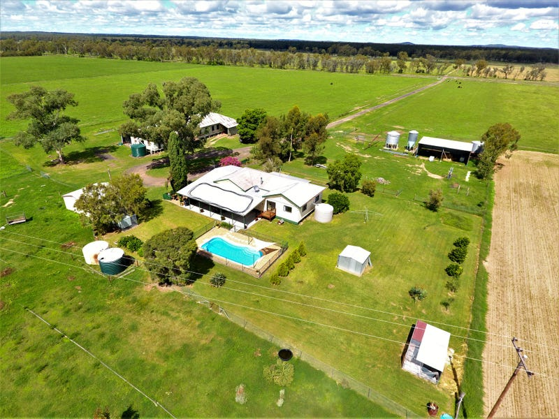 875 Tobacco Road, Inglewood, Qld 4387