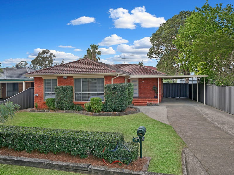 29 Narcissus Avenue, Quakers Hill, NSW 2763
