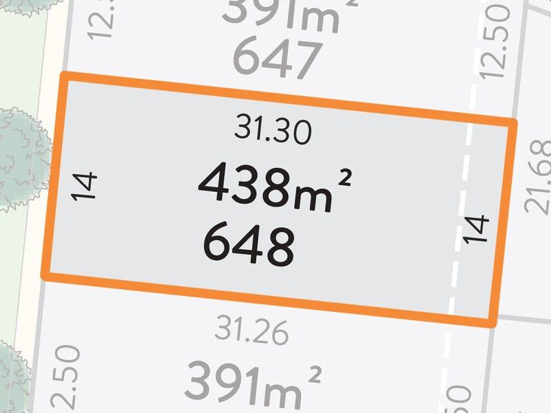 Lot 648, Persian Crescent, Tarneit, Vic 3029