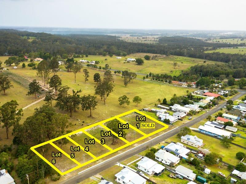 Lots 2 - 6 Bangalow Rd, Coopernook, NSW 2426