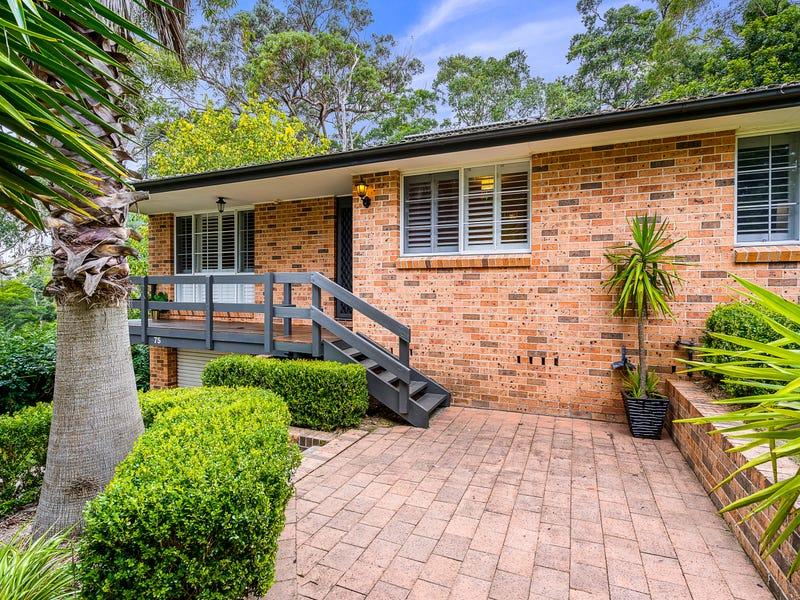 75 Bowen Mountain Road, Bowen Mountain, NSW 2753