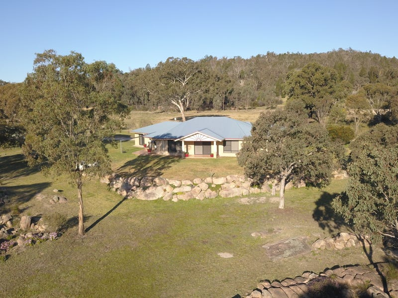 127 Whiskey Gully Rd, Severnlea, Qld 4380