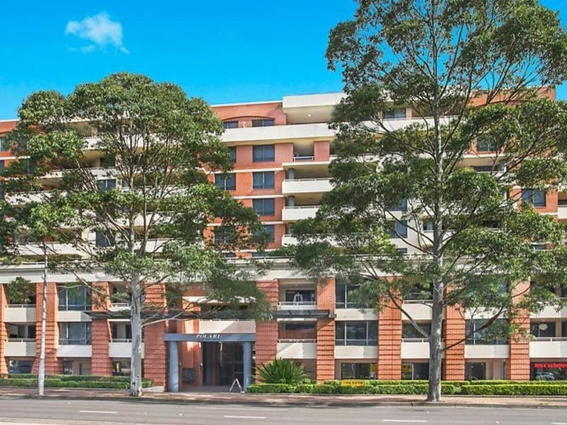 46/121 Pacific Highway, Hornsby, NSW 2077